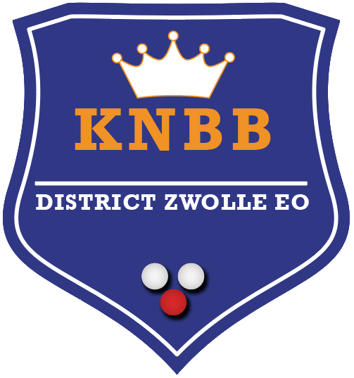 KNBB District Zwolle logo